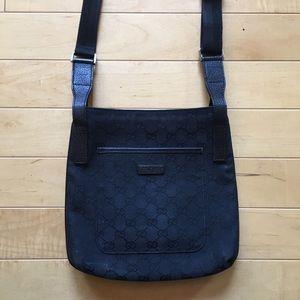 GUCCI Crossbody GG Pochette Shoulder Bag 122793